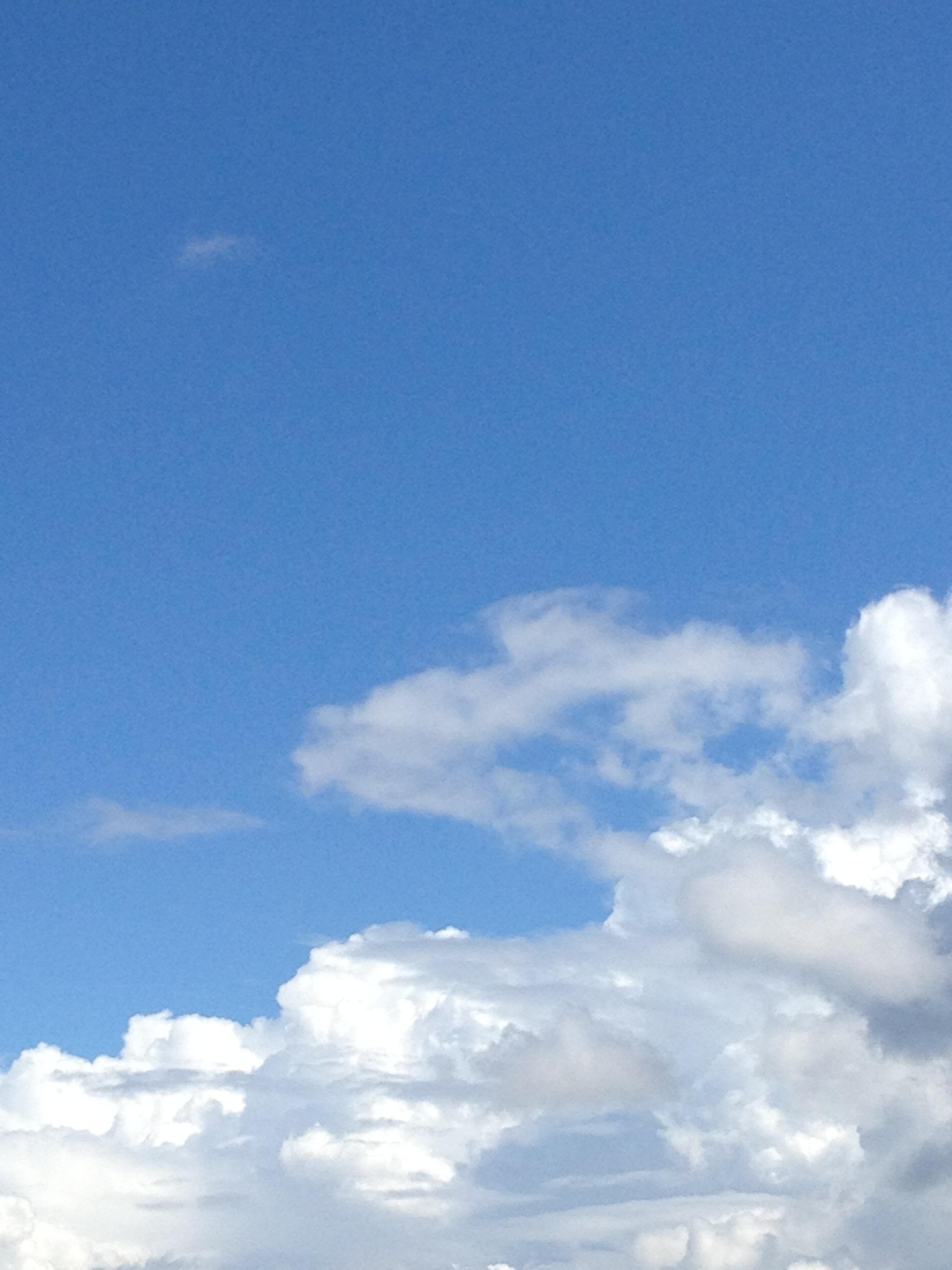 取り巻く雲
