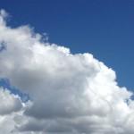 雲のカタマリ