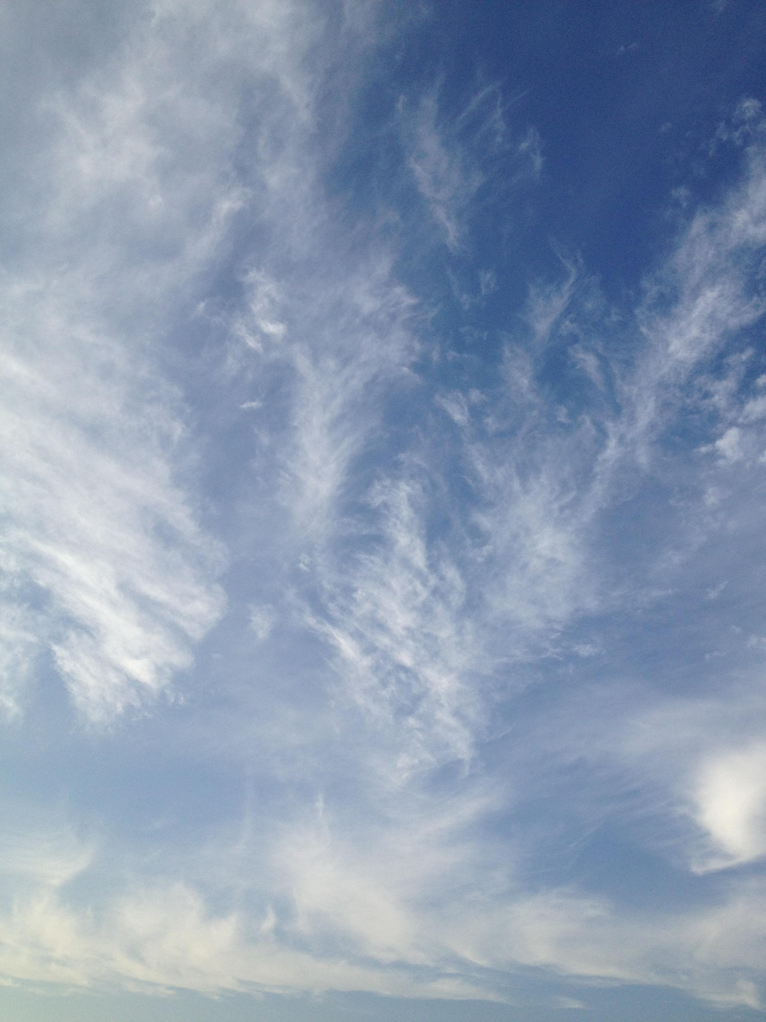 雲のモンスター